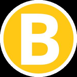 Symbol Bäckerei mit Postfiliale
