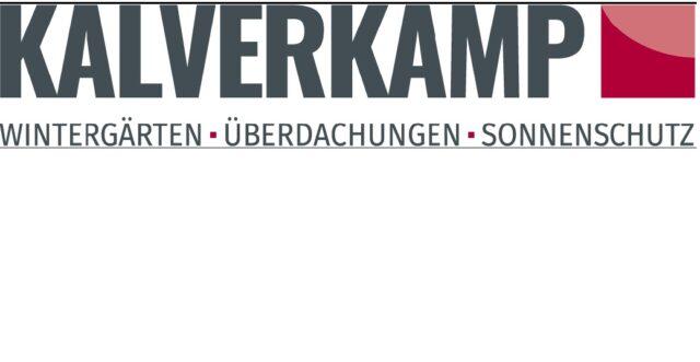 Logo Firma Kalverkamp, Wintergärten