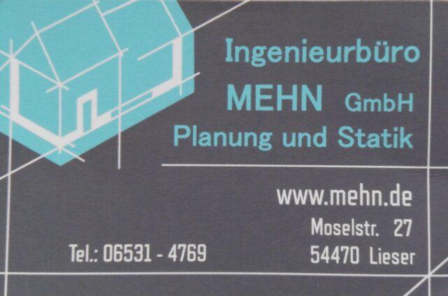 Logo Ingenieurbüro Mehn