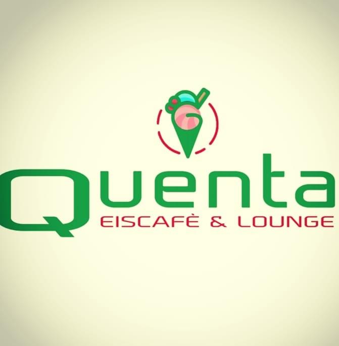 Logo Eiscafé Quenta
