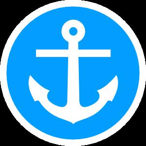 Symbol Schiffsanleger