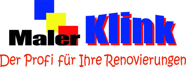 Logo Maler Klink
