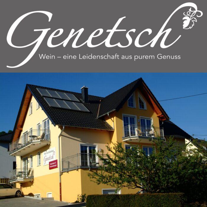 Logo Wein-und Gästehaus Genetsch
