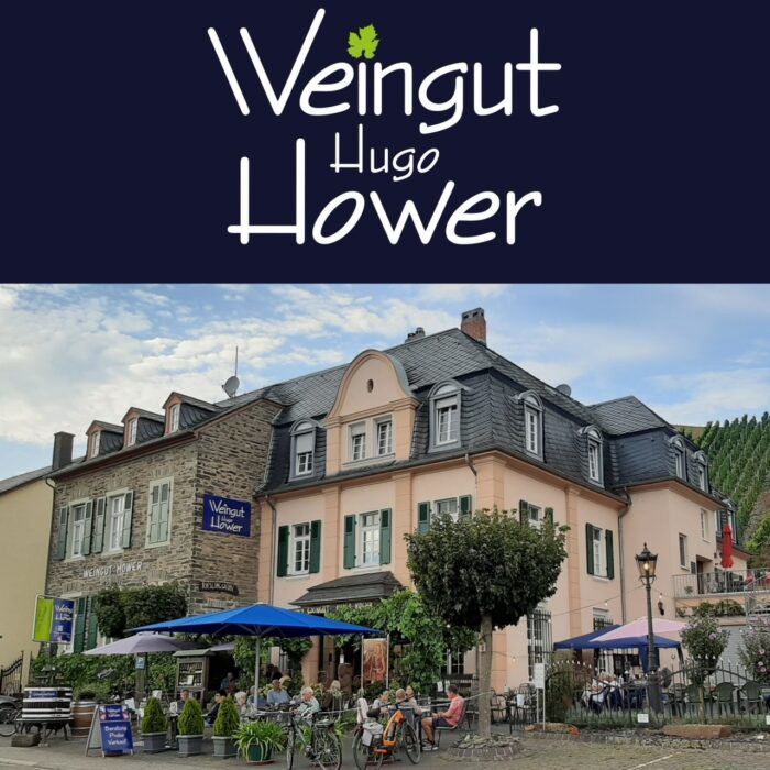 Logo Weingut Hugo Hower
