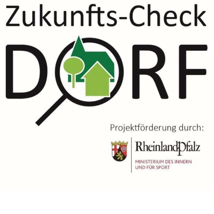 Logo Projekt Zukunfts Check Dorf